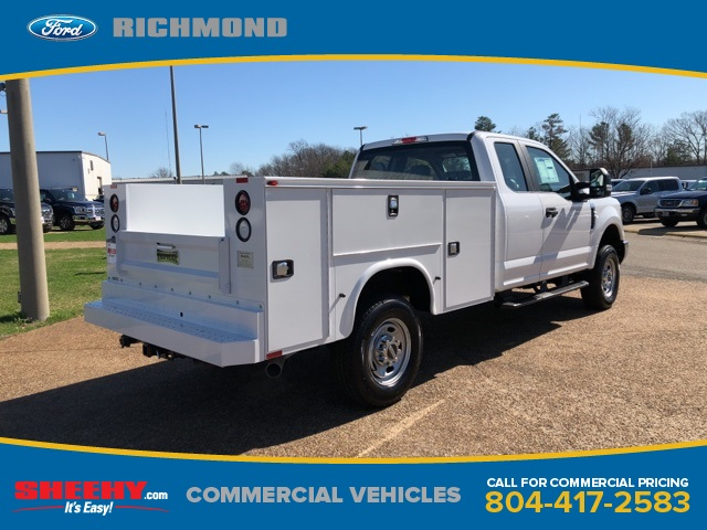 2018 F-250 Super Cab 4x4,  Knapheide Service Body #NB53959 - photo 4