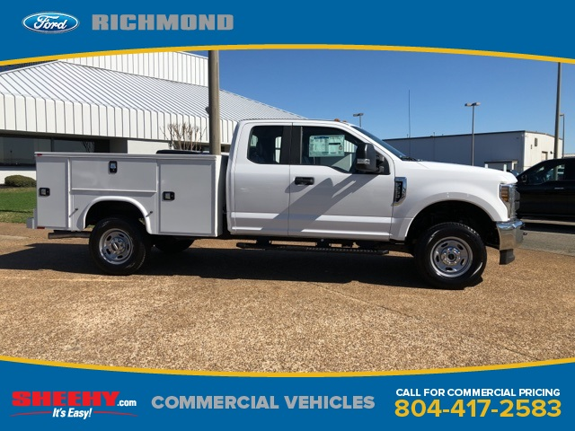 2018 F-250 Super Cab 4x4,  Knapheide Service Body #NB53959 - photo 8