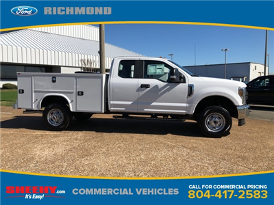 2018 F-250 Super Cab 4x4,  Knapheide Standard Service Body #NB53959 - photo 8