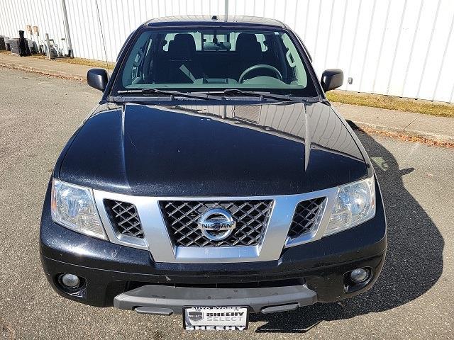 2021 Nissan Frontier 4x4, Pickup #NB59105C - photo 5