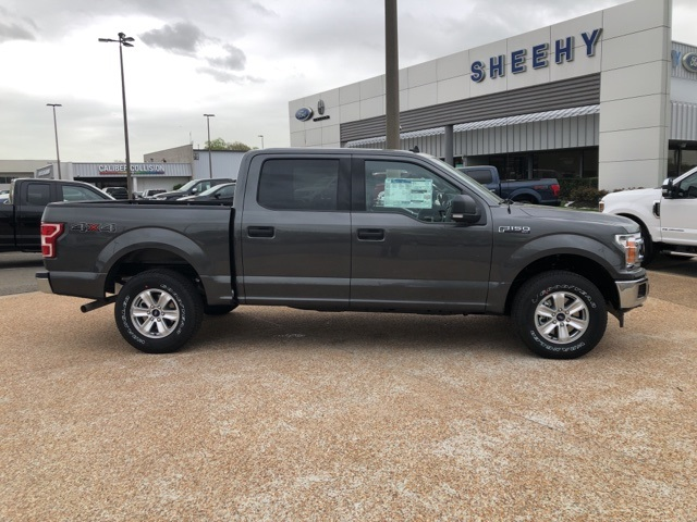 2019 F-150 SuperCrew Cab 4x4,  Pickup #NB59836 - photo 8