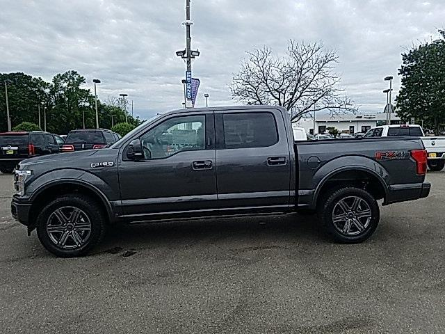 2020 Ford F-150 SuperCrew Cab 4x4, Pickup #NB62780 - photo 5