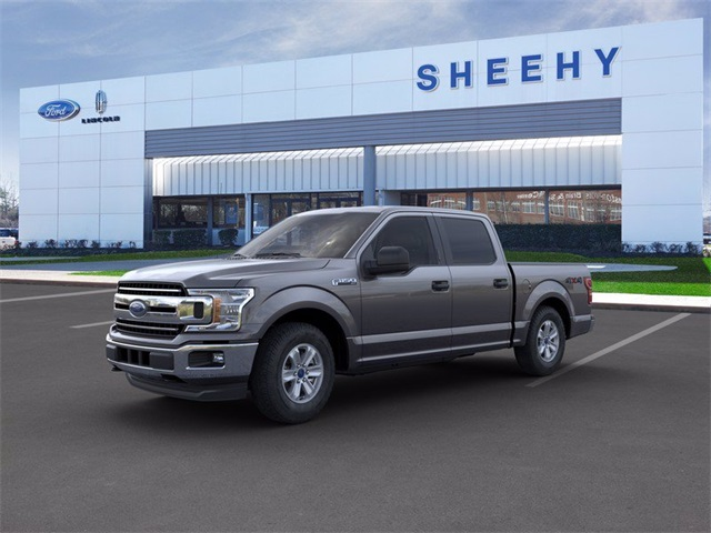 2020 Ford F-150 SuperCrew Cab 4x4, Pickup #NB62998V - photo 3