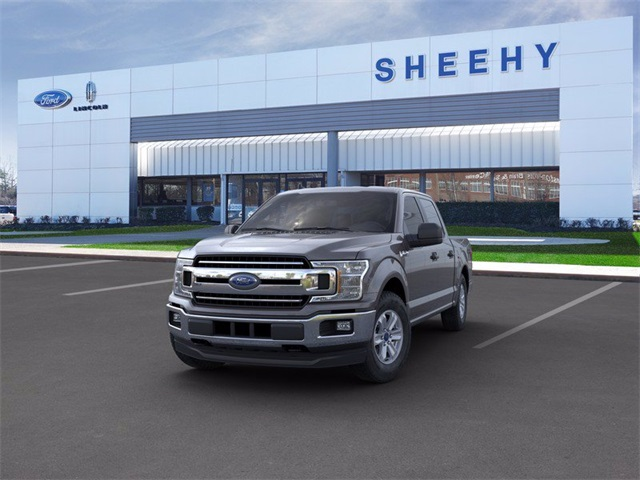 2020 Ford F-150 SuperCrew Cab 4x4, Pickup #NB62998V - photo 4