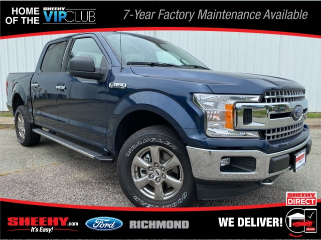 2020 Ford F-150 SuperCrew Cab 4x4, Pickup #NB63001V - photo 1