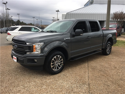 2018 F-150 SuperCrew Cab, Pickup #NB65425 - photo 3