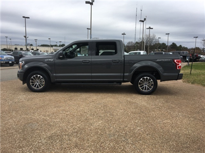 2018 F-150 SuperCrew Cab, Pickup #NB65425 - photo 4