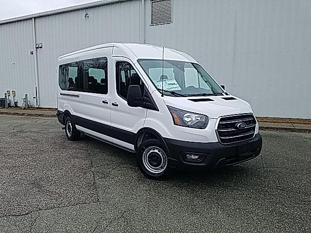 2020 Ford Transit 350 Med Roof 4x2, Passenger Wagon #NB65940 - photo 1