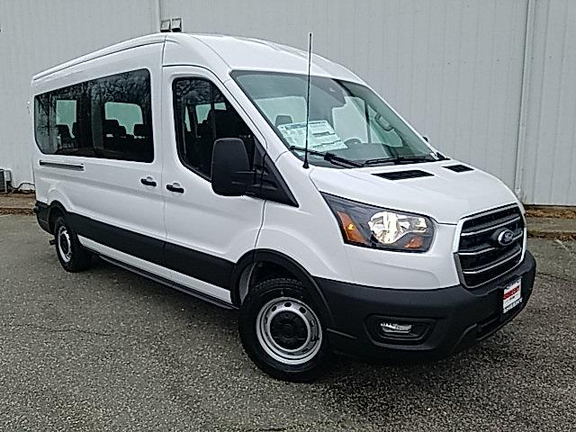2020 Ford Transit 350 Med Roof 4x2, Passenger Wagon #NB67727 - photo 1