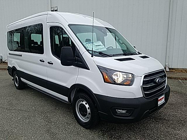 2020 Ford Transit 350 Med Roof 4x2, Passenger Wagon #NB67727 - photo 9