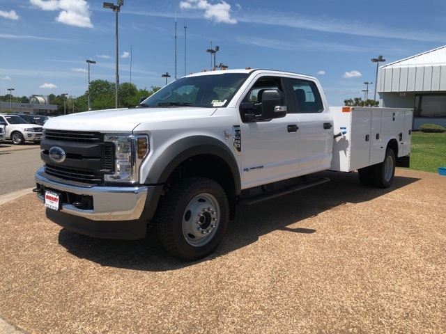 2018 F-450 Crew Cab DRW 4x4,  Knapheide Service Body #NB75021 - photo 4