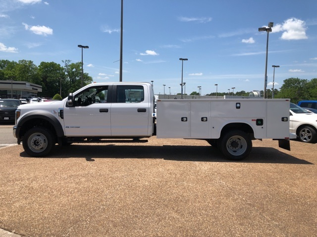 2018 F-450 Crew Cab DRW 4x4,  Knapheide Service Body #NB75021 - photo 5