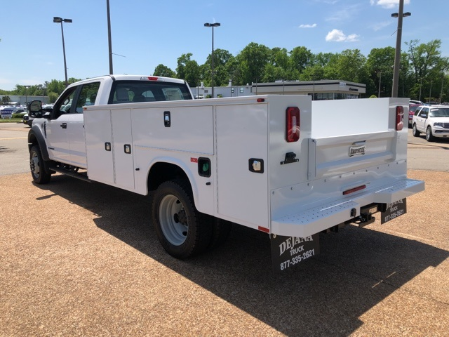 2018 F-450 Crew Cab DRW 4x4,  Knapheide Service Body #NB75021 - photo 6