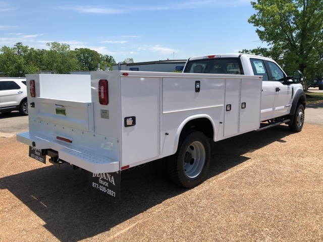2018 F-450 Crew Cab DRW 4x4,  Knapheide Service Body #NB75021 - photo 2