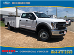 2018 F-450 Crew Cab DRW 4x4,  Knapheide Service Body #NB75021 - photo 1