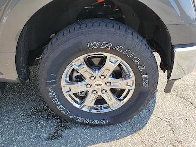 2021 Ford F-150 SuperCrew Cab 4x4, Pickup #NB76187 - photo 10