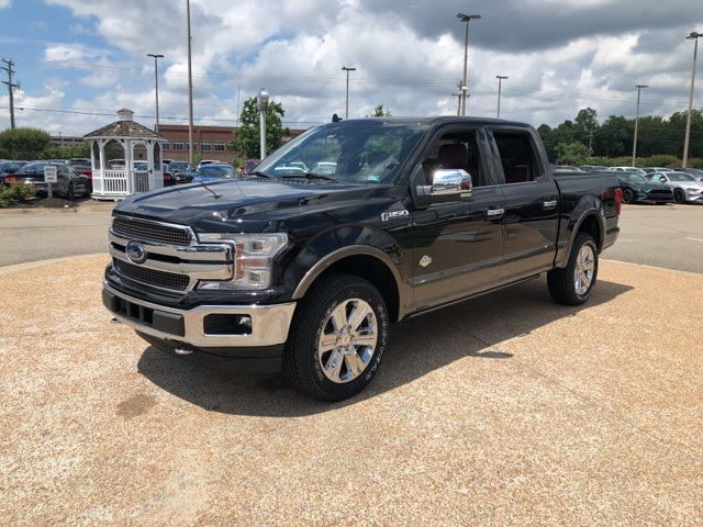 2019 F-150 SuperCrew Cab 4x4,  Pickup #NB76316 - photo 4