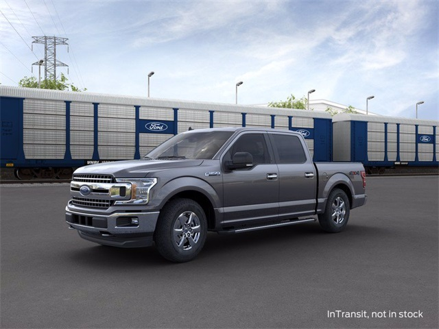 2020 Ford F-150 SuperCrew Cab 4x4, Pickup #NB76395 - photo 1