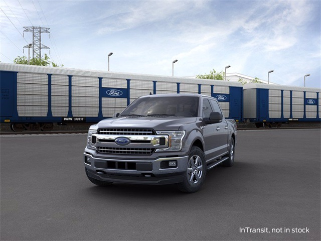 2020 Ford F-150 SuperCrew Cab 4x4, Pickup #NB76395 - photo 3