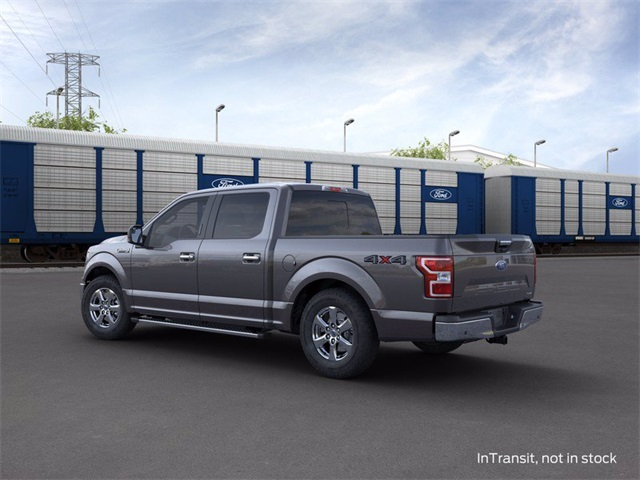 2020 Ford F-150 SuperCrew Cab 4x4, Pickup #NB76395 - photo 2