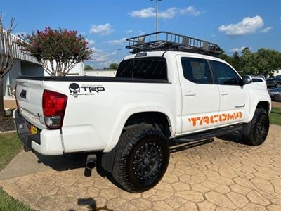 2017 Toyota Tacoma Double Cab 4x4, Pickup #NB76498A - photo 10