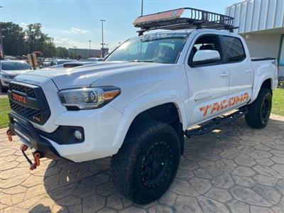 2017 Toyota Tacoma Double Cab 4x4, Pickup #NB76498A - photo 7
