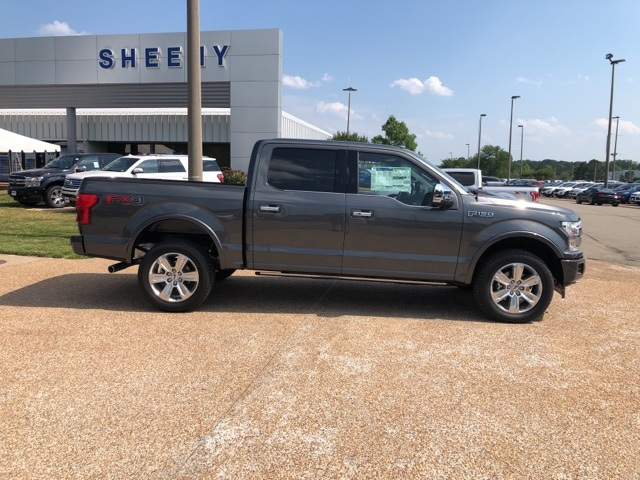 2019 F-150 SuperCrew Cab 4x4,  Pickup #NB77941 - photo 8