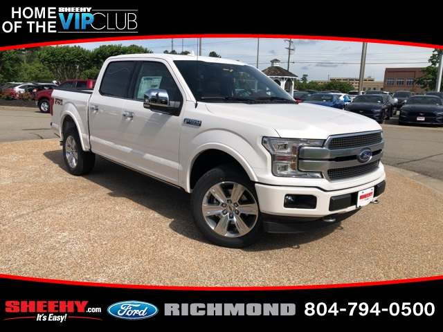 2019 F-150 SuperCrew Cab 4x4,  Pickup #NB77943 - photo 1