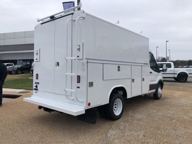 2019 Ford Transit 350 HD DRW 4x2, Reading Service Utility Van #NB79920 - photo 1