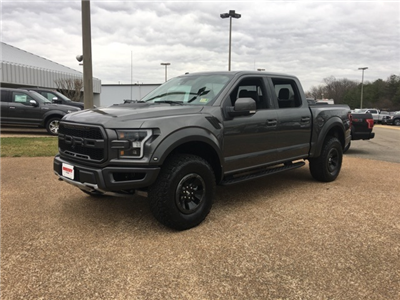 2018 F-150 SuperCrew Cab 4x4,  Pickup #NB81263 - photo 4