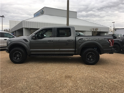2018 F-150 SuperCrew Cab 4x4,  Pickup #NB81263 - photo 5