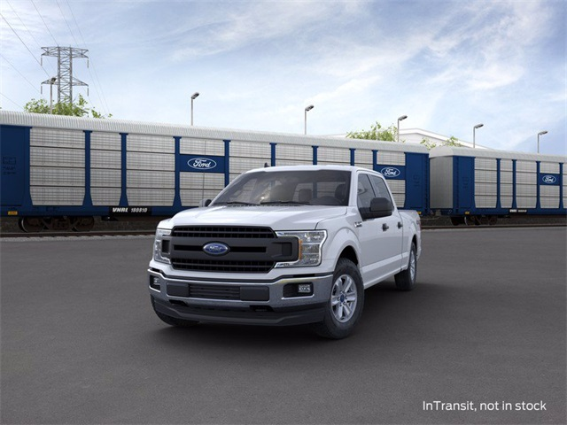 2020 Ford F-150 SuperCrew Cab 4x4, Pickup #NB85018 - photo 3