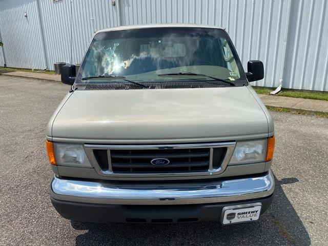 2006 Ford E-150 4x2, Passenger Wagon #NB85336A - photo 6