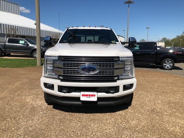 2018 F-350 Crew Cab DRW 4x4, Pickup #NB87988 - photo 3