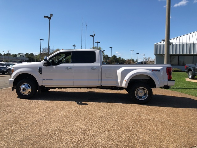 2018 F-350 Crew Cab DRW 4x4, Pickup #NB87988 - photo 5