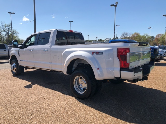 2018 F-350 Crew Cab DRW 4x4, Pickup #NB87988 - photo 6
