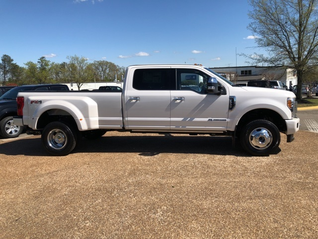 2018 F-350 Crew Cab DRW 4x4, Pickup #NB87988 - photo 8