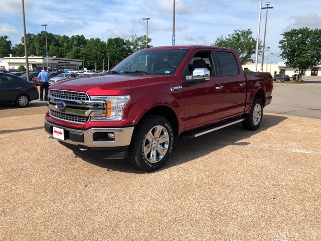 2019 F-150 SuperCrew Cab 4x4,  Pickup #NB88853 - photo 4