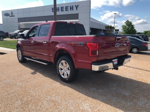 2019 F-150 SuperCrew Cab 4x4,  Pickup #NB88853 - photo 6