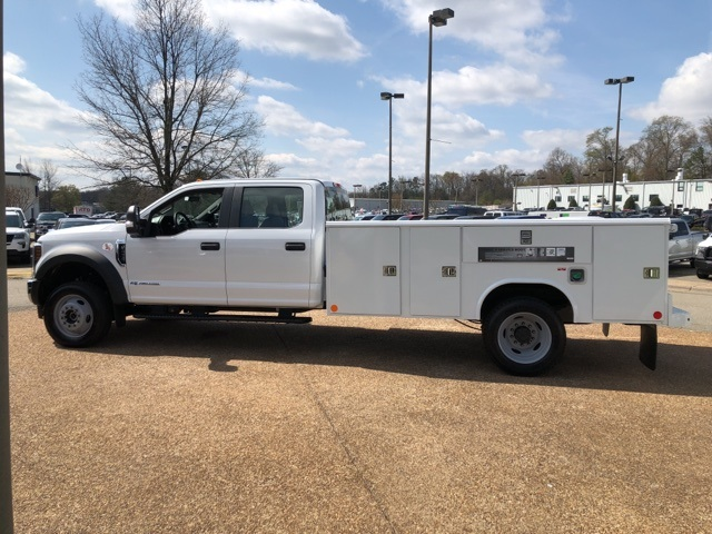 2018 F-450 Crew Cab DRW 4x4,  Reading Service Body #NB92746 - photo 5