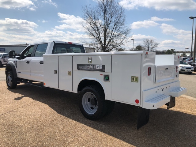2018 F-450 Crew Cab DRW 4x4,  Reading Service Body #NB92746 - photo 6