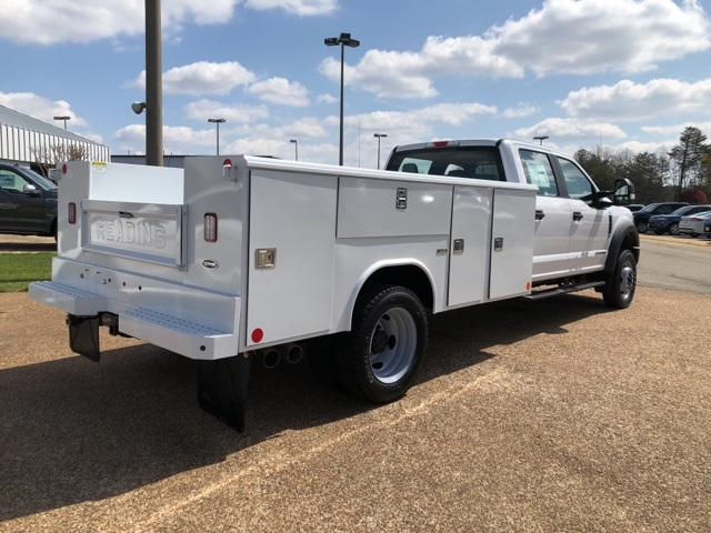 2018 F-450 Crew Cab DRW 4x4, Reading Service Body #NB92746 - photo 2