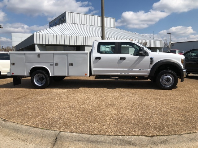 2018 F-450 Crew Cab DRW 4x4,  Reading Service Body #NB92746 - photo 8