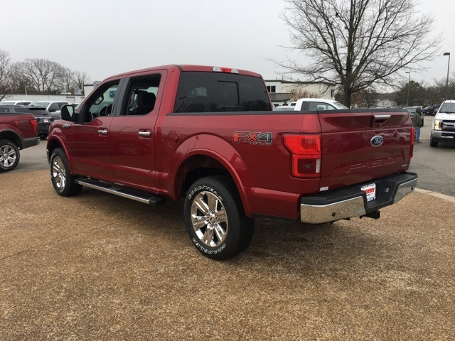 2018 F-150 SuperCrew Cab 4x4,  Pickup #NB96891 - photo 6