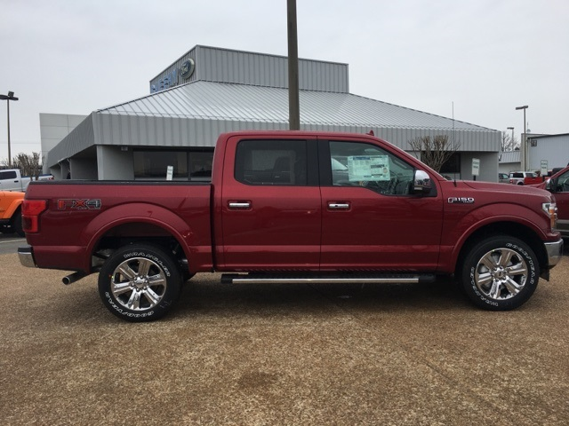 2018 F-150 SuperCrew Cab 4x4,  Pickup #NB96891 - photo 8