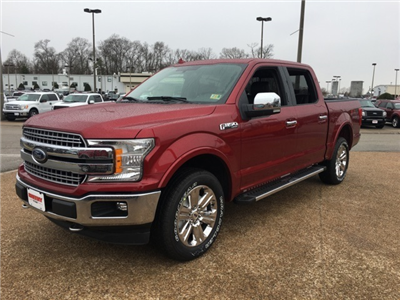 2018 F-150 SuperCrew Cab 4x4,  Pickup #NB96891 - photo 4