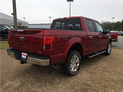 2018 F-150 SuperCrew Cab 4x4,  Pickup #NB96891 - photo 2