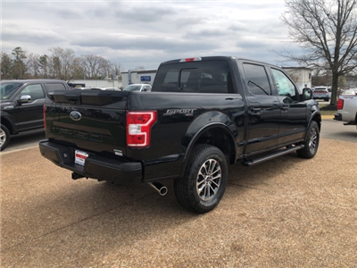 2018 F-150 SuperCrew Cab 4x4,  Pickup #NB97033 - photo 2