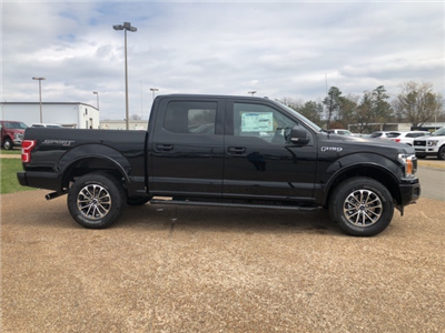 2018 F-150 SuperCrew Cab 4x4,  Pickup #NB97033 - photo 8