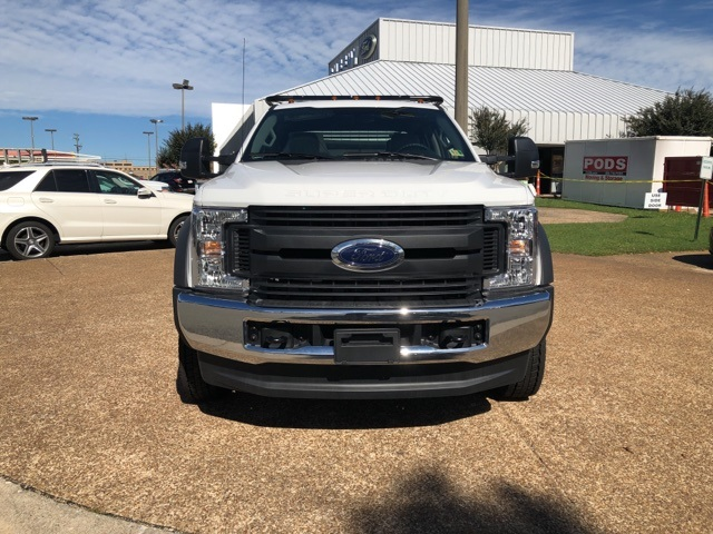 2018 F-550 Crew Cab DRW 4x4,  Reading Contractor Body #NB98913 - photo 3